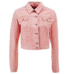 veste fushia courte galeries lafayettes
