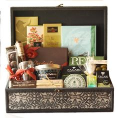 Chocolate Luxury Gift Basket « OBSE55iON