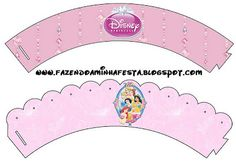 Disney Princess: Free Party Printables | Oh My Fiesta! in english