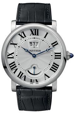 Cartier - Rotonde Small Complication