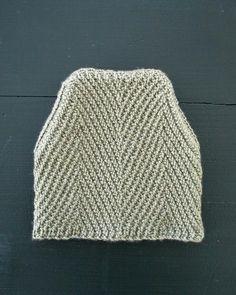 Herringbone Hat   The Purl Bee