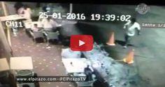 [VIDEO] QUE DESASTRE DE PAÍS: Atraco masivo en restaurante de Maracay