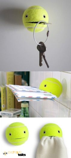 Creative DIY stuff. Simple solutions for everyday problems. More here: http://everydaytalks.com/creative-diy-stuff/
