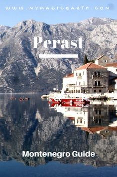 Perast is one of the small towns along the Kotor Bay. The Kotor Bay goes 28 km into the mainland.  #perast #montenegro #kotorbay #kotor #fishing #village #europe #balkan #travel #destination #easterneurope