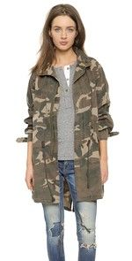 oversized survival jacket
