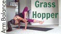 How to Grasshopper pose - Sarah Beth Yoga