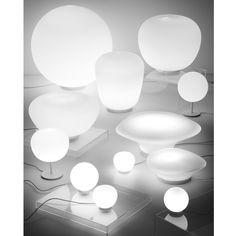 CLEA Italienische Deckenleuchte mit Opalglas. Beeindruckende Leuchten Serie aus italienischer Manufaktur.