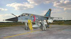 Dassault Mirage F1-C 200 of Escadron de Chasse