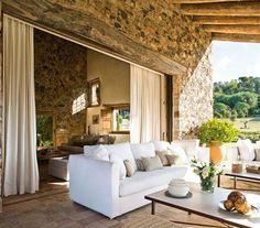 Uma casa centenária restaurada e transformada em um sonho ...