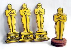 Oscar Cookies Rolling Pin Productions
