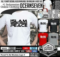 tshirt proud to be moslem logo 5