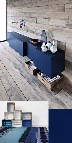 Tendencia Dark Blue #color, #blue, #azul, #bleu, #couleur