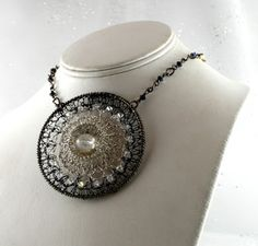 Jewelry Designer Blog. Jewelry by Natalia Khon: Sold one of a kind jewellery