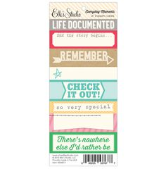 Everyday Moments - Lil' Snippets - Labels :: Everyday Moments :: By Collection :: Elle's Studio Tags :: Elle's Studio