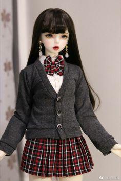 Pretty Dolls, Cute Dolls, Beautiful Dolls, Anime Dolls, Bjd Dolls, Anime Figurines, Dream Doll, Asian Doll, Barbie Dress