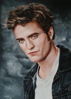 Edward Cullen _ Robert Pattinson by agusgusart on DeviantArt