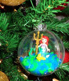 Craft: Last-minute DIY Disney Christmas baubles
