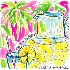 Southern Living hearts Lilly