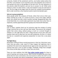 Handy tips on moving company quotes for studentsAs students, the dorm is the home away from home for all those years atuniversity. Amidst all the excitement. http://slidehot.com/resources/handy-tips-on-moving-company-quotes-for-students.46562/