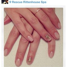 @RESCUE! Pest Control Products Spa #Regram beautiful bridal #manicure on @kelly frazier Acciardo
