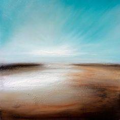 """Saatchi Art Artist Tessa Houghton; Painting, """"Distant"""" #art"""