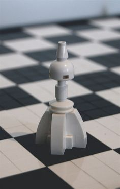 Lego Chess White Pawn | Flickr - Photo Sharing!