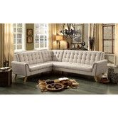 Found it at Wayfair - Trahan Sectional