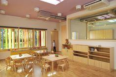 KINDERGARTEN KEKEC - Picture gallery #architecture #interiordesign #school #colours #children