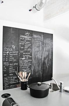 Jason Hering's Industrial Loft Apartment | Style&Minimalism