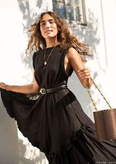 fashion elevated la atelier dore photo