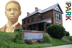 Paul Laurence Dunbar House - Dayton Aviation Heritage National Historical Park (U. National Park Passport, National Parks, Dunbar House, Williams Street, The Buckeye State, Wright Brothers, My Kind Of Town, American Poets, Dayton Ohio