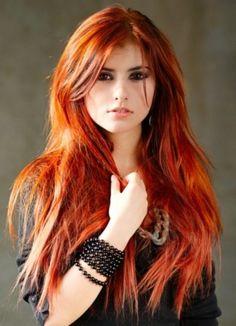 омбре на красные волосы - Поиск в Google
