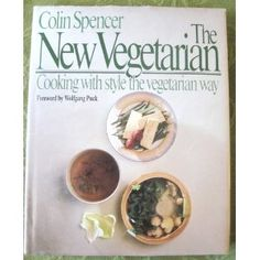 The New Vegetarian, is the ultimate guide to gourmet cooking and healthy vegetarian living. It has over 200 delicious recipes and is an indispensible addition to the kitchen shelf.