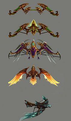 Guide Thas'Dorah, Arme prodigieuse - World of Warcraft - Chasseur