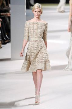 Elie Saab Spring 2011 Couture Runway - Elie Saab Haute Couture Collection