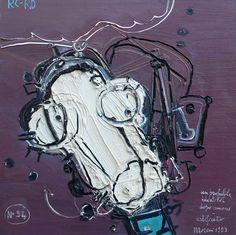 Cacciatori di teste / Lugo RA Pescherie della Rocca / 8 dicembre 2014 - 6 gennaio 2015 / Mattia Moreni