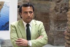 イタリアの大型客船「コスタ・コンコルディア」の元船長スケッティーノ被告=7月10日、ローマ(AFP=時事) ▼7Aug2014時事通信 座礁船元船長の講義に怒り=米同時テロと事故比較-伊 http://www.jiji.com/jc/zc?k=201408/2014080700092 #Francesco_Schettino #Costa_Concordia