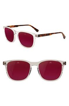 7f2abbea4f41 VUARNET Designer District Medium 53mm Sunglasses