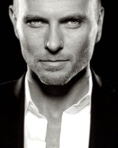 singer & actor Luke Goss - I had never heard of him before, but he could be Stephen Bonnet, with the right hair color and length.