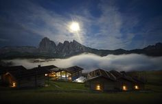 The Top 25 Luxury Hotels In Italy #6 - Hotel Adler Mountain Lodge in Alpe di Siusi