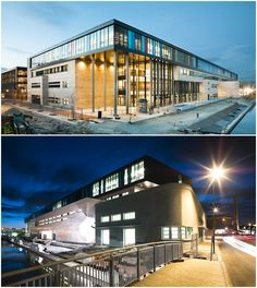 Conveniently located in the centre of Sandnes the school has room for 800 students. The school caters to a variety of academic subjects within media and communication, drawing and design, arts and crafts, music, dance, and drama.