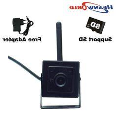 34.79$  Buy now - https://alitems.com/g/1e8d114494b01f4c715516525dc3e8/?i=5&ulp=https%3A%2F%2Fwww.aliexpress.com%2Fitem%2FMini-Wifi-IP-camera-have-micro-SD-card-slot-network-wireless-IP-cam-webcam-for-home%2F32683536408.html - Mini Wifi IP camera have micro SD card slot network wireless IP cam webcam for home use support andriod and iphone Surveillance