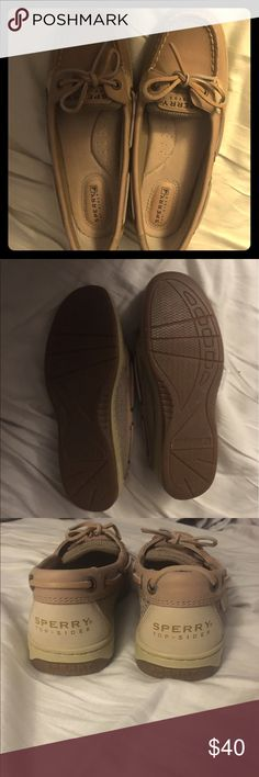 Brand New Never Worn Sperry's Boat Shoes Brand New Never Worn Sperry's Boat Shoes Sperry Top-Sider Shoes Flats & Loafers