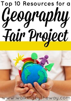 Top 10 Resources for a Geography Fair Project from Walking b Geography Lesson Plans, Geography Activities, Geography For Kids, Teaching Geography, World Geography, Teaching History, History Education, Middle School Geography, Middle School History