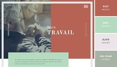 Graphic Design Portfolio for Logos, Branding, Web Design, App & Print Business Services. Inkbot Design is a Creative Graphic Design Agency in Belfast. Website Color Themes, Website Color Palette, Colour Pallette, Colour Schemes, Color Combinations, Color Pad, Web Design, Site Design, Web Colors