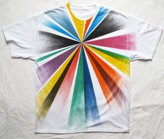 Would definitely rock this shirt. Can't decide if I would rather have it in v-neck though...