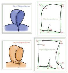 Шитье и крой. Работаем в программе Valentina Dress Sewing Patterns, Sewing Patterns Free, Clothing Patterns, Sewing Hacks, Sewing Tutorials, Sewing Crafts, Techniques Couture, Sewing Techniques, Sewing Clothes