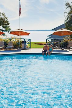 The sports club at Kingsmill Resort includes an outdoor and an indoor pool. Other activities include a sports club, Segway tours, Kids Kamp and more. #Jetsetter