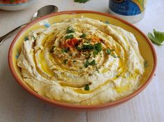 Sandwich recipes 734931232912834000 - Houmous, Mezzé libanais Plus Source by Hummus, Healthy Cooking, Cooking Recipes, My Favorite Food, Favorite Recipes, Mezze, Food Porn, Salty Foods, Lebanese Recipes