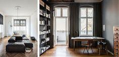 Marzua: El hogar de un viajero en Berlin